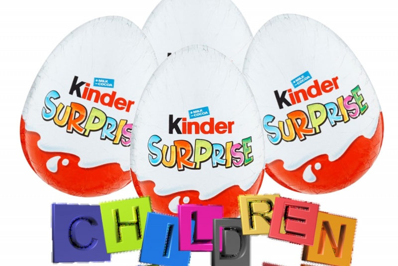 Akcie / Kinder Surprise 20g - foto